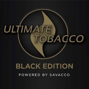 Logo der Ultimate Tobacco Black Edition